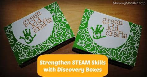 green kid crafts review maestra review green kid crafts giveaway