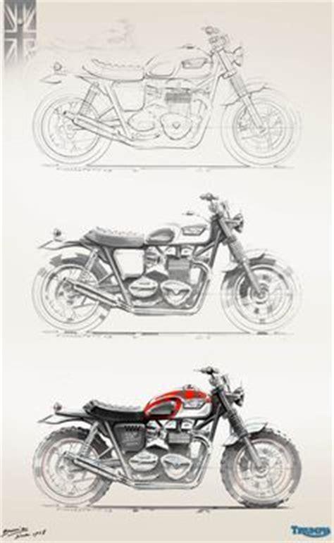 Motorrad Tattoo Vorlagen Gratis by Motorbike Drawing Google Search Dibujos Pinterest