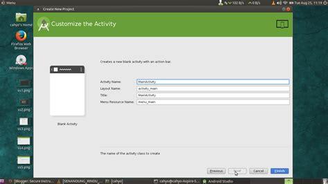 tutorial install android studio di ubuntu install android studio di ubuntu mate 32bit secure