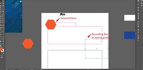 illustrator pattern bounding box bounding box is incorrectly displayed on multiple highdpi