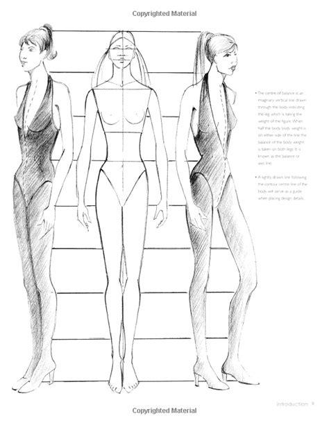 new fashion figure templates 250