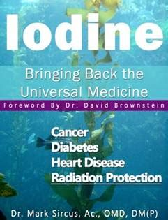 Autism And Detox By Dr Sircus by Iodine Helps Prevent Autism