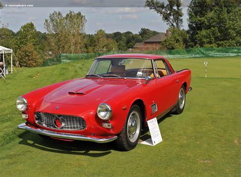 Maserati 3500 Gti by 1963 Maserati 3500 Gti Conceptcarz