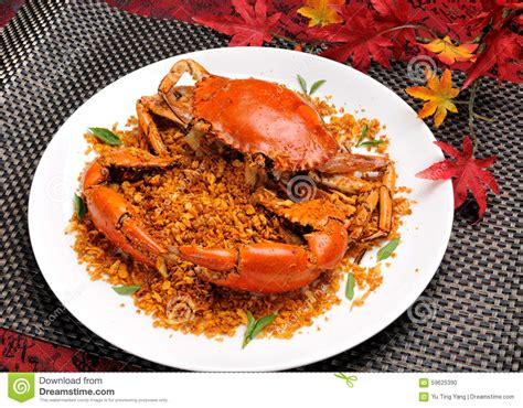 delicious cuisine china delicious food cuisine fried shell crab