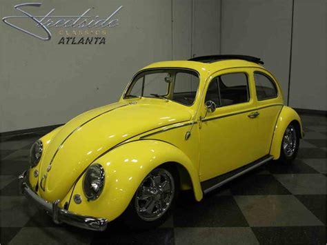 volkswagen beetle 1960 1960 volkswagen beetle for sale classiccars com cc 967114