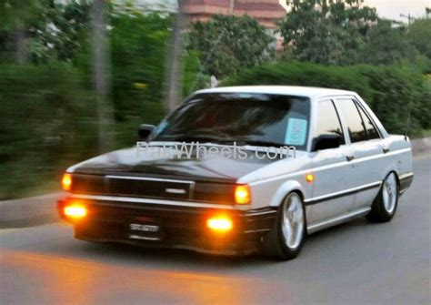 nissan 1986 modified nissan ii n13 1986 1 6 84 hp auto data