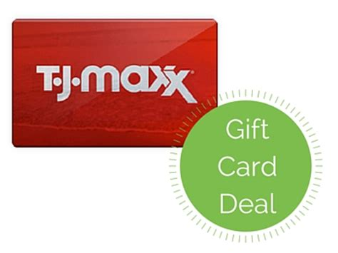 Can You Use A Tj Maxx Gift Card At Homegoods - save more than 17 on tj maxx gift cards