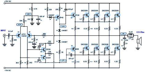 layout pcb power lifier 800 watt 400 watt 70 volt lifier for home audio system based