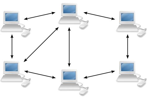 Network Search Optimus 5 Search Image Peer To Peer Network