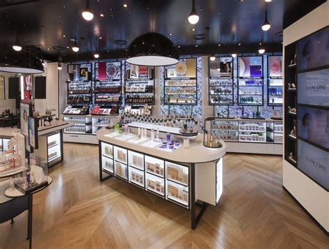 lanc 244 me opens parisian apartment store at lotte hotel in