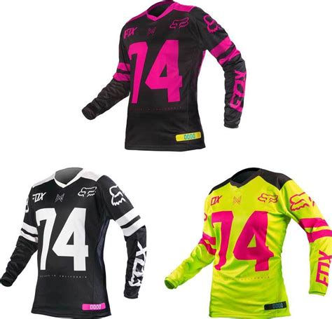 motocross gear south 2016 fox racing switch womens jersey motocross dirtbike