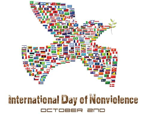international day international day of nonviolence feminist activism