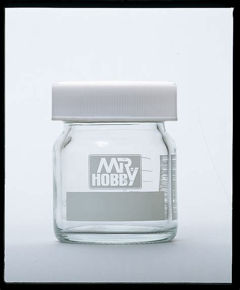 Sb223 Spare Bottle 40ml Mr Hobby mr hobby gunze sb 223 40 ml color paint mixing jar glass