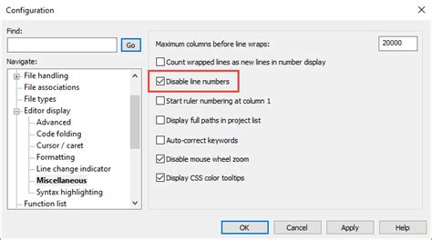 format html ultraedit large file text editor ultraedit