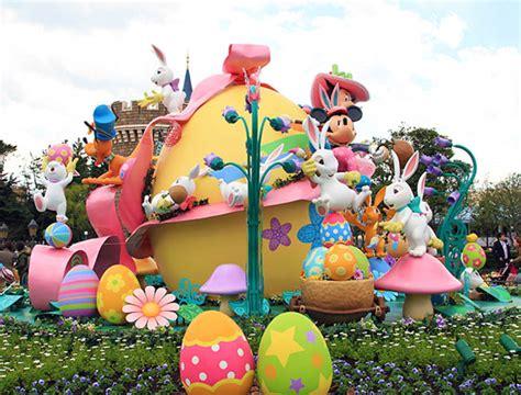 easter themed events celebrating easter at tokyo disney resort