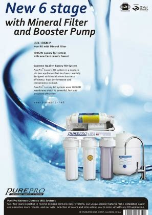 Desalite Dm 8040lp Membrane Ro purepro 174 osmosis water filter systems taiwan manufacturer