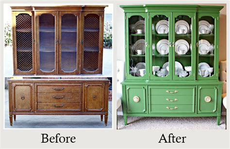 painted furniture ideas before and after furniture makeovers the amazing power of paint