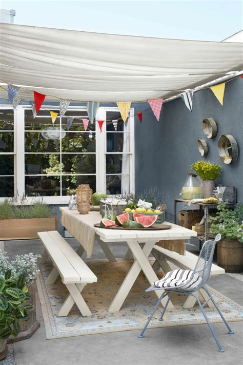 decorar mesas de jardin decoraci 243 n rom 225 ntica y moderna para jard 237 n y terraza
