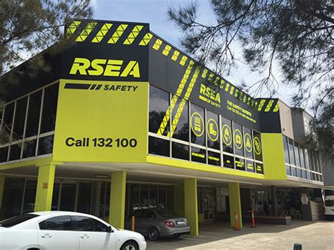 rsea safety in lidcombe sydney nsw general retailers