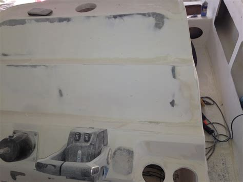 fiberglass boat repair pearland 302 scarab project page 3 the hull truth boating and