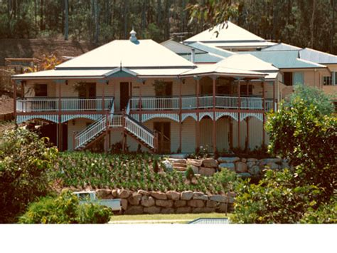 Queenslander Traditional Queenslanders Replica Queenslander House Plans