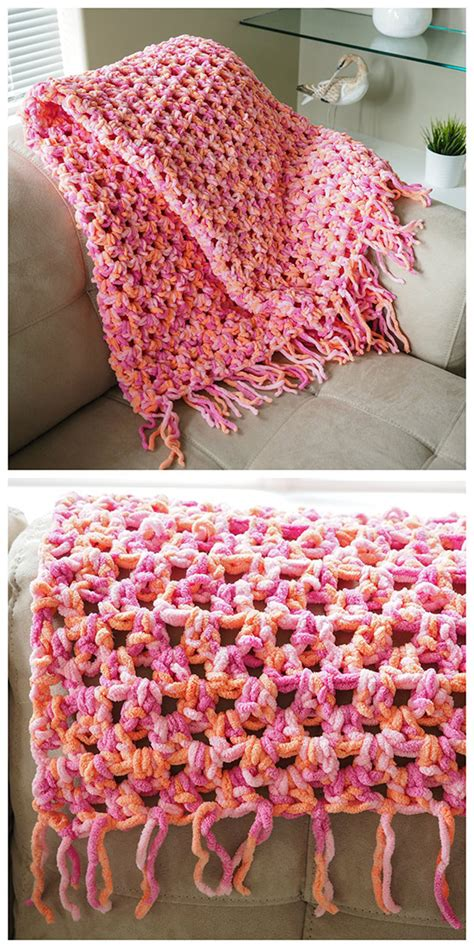 Easiest Way To Crochet A Blanket by Easy Cozy Crochet Blanket Dabbles Babbles