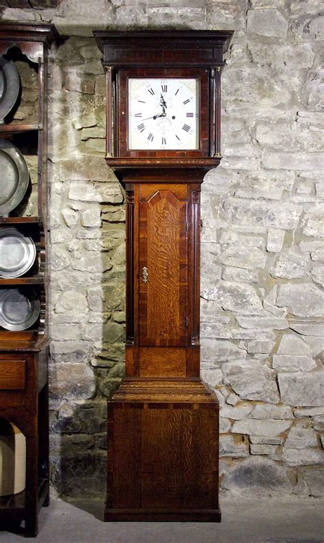 cabinet maker renowned for his chairs harley and of shrewsbury 30 hour longcase clock with