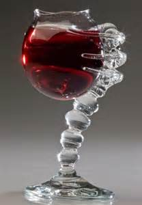 cool and unusual wine glasses