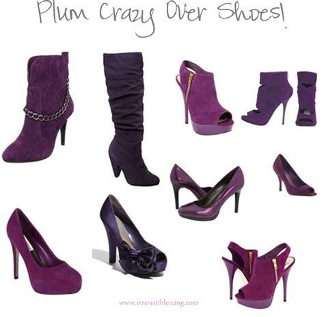 plum shoes irresistible fashion plum grey irresistible icing
