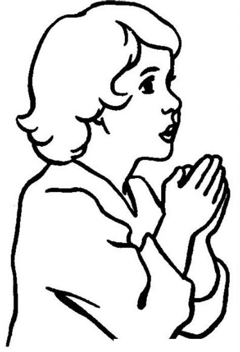 imagenes de mujeres orando para colorear 97 ideas dibujos de personas orando para colorear on
