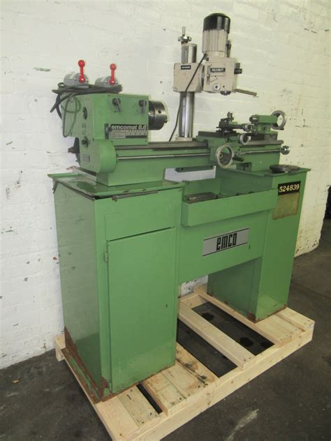 Futon Gebraucht by 3338 440 Emco 8 6 Lathe Bed 4 13 X 23 7 With