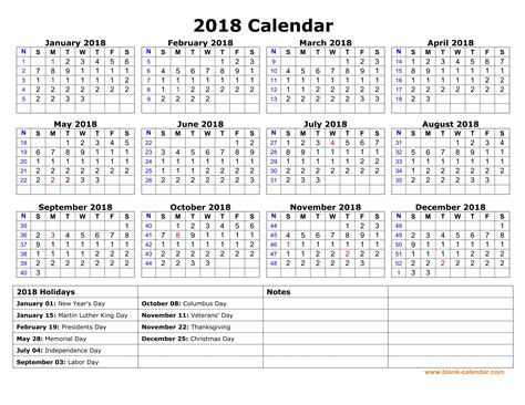 printable calendar 2018 with us holidays free download printable calendar 2018 with us federal