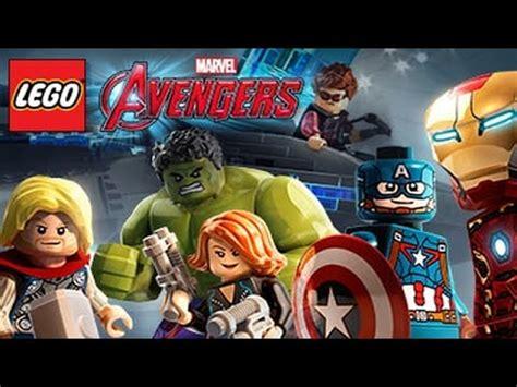 film marvel en francais lego marvel s avengers l full movie film complet fran 231 ais