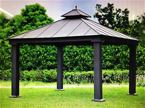 royal hardtop gazebo royal hardtop gazebo 12 039 x 12 039 pieces are