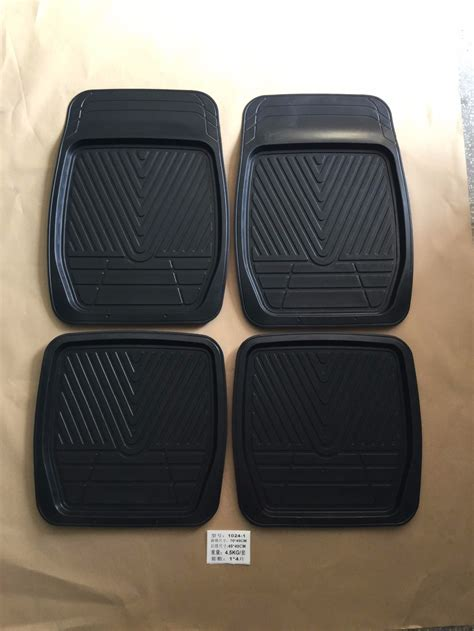 Cheap Rubber Mats by Wholesale Cheap Universal Rubber Car Foot Floor Mat Buy