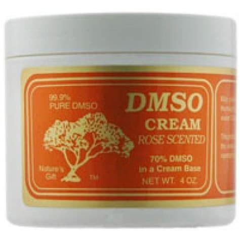Dmso Detox by Dmso Dmso Scented 4 Oz Creme The