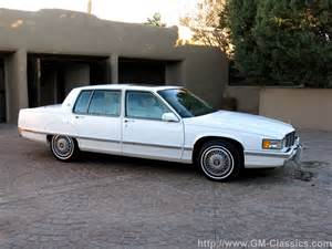 1991 Fleetwood Cadillac 1991 Cadillac Fleetwood Matt Garrett