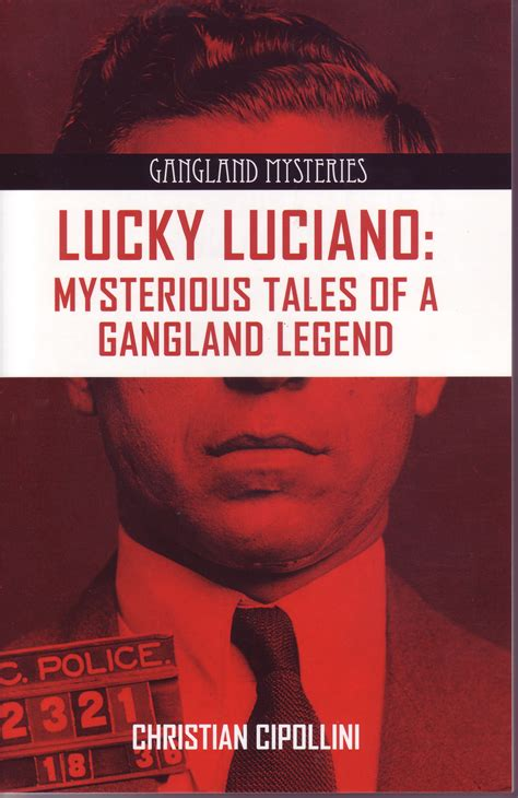 this of ours tales of mob bartenders books lucky luciano mysterious tales of a gangland legend