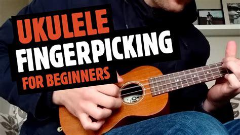 ukulele fingerstyle tutorial ukulele fingerpicking for beginners tutorial youtube