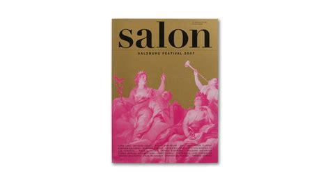 On Salons My Thoughts Explained by Salon 2007 Kulturverlag Polzer Manss Company