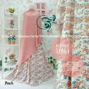 Gamis Aisyah Syar I baju gamis jumbo aisyah syar i busana muslim cantik