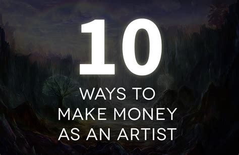 10 Ways To Make Money While Out Of Work by 10 Ways To Make Money From Your Digital Visionary