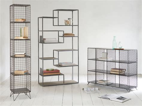 Mesh Shelf by Mish Mesh Shelves Industrial Wire Bookcase Loaf