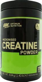 define creatine o creatine optimum nutrition ebay