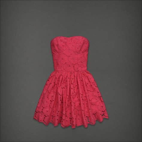 2 Die 4 Abercrombie Fitch Checked Dress by Abercrombie And Fitch Dresses Strapless Www Pixshark