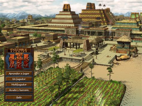 imagenes imperio azteca tenochtitlan age of empires wiki fandom powered by wikia