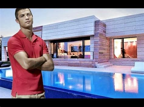 ronaldos house cristiano ronaldo s house 7 1 million 2015 2016 youtube