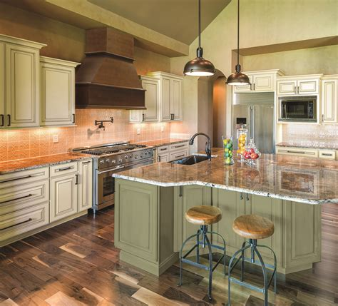 new colors for kitchens new paint colors bring high fashion home to kitchen