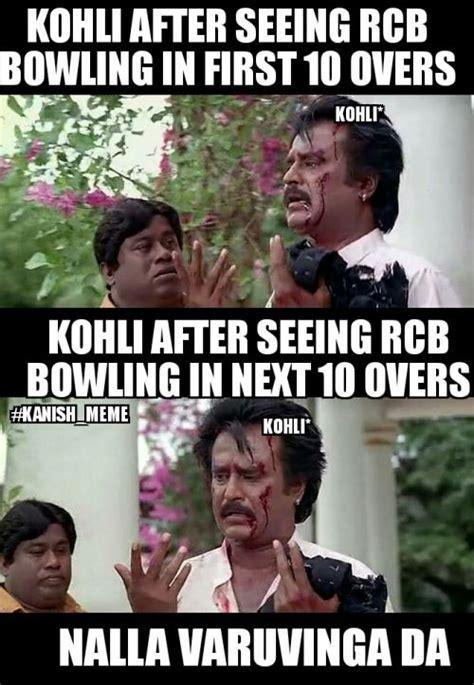 Rcb Memes - ipl 2016 tamil memes and trolls