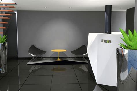 steval engineering office interior design decor